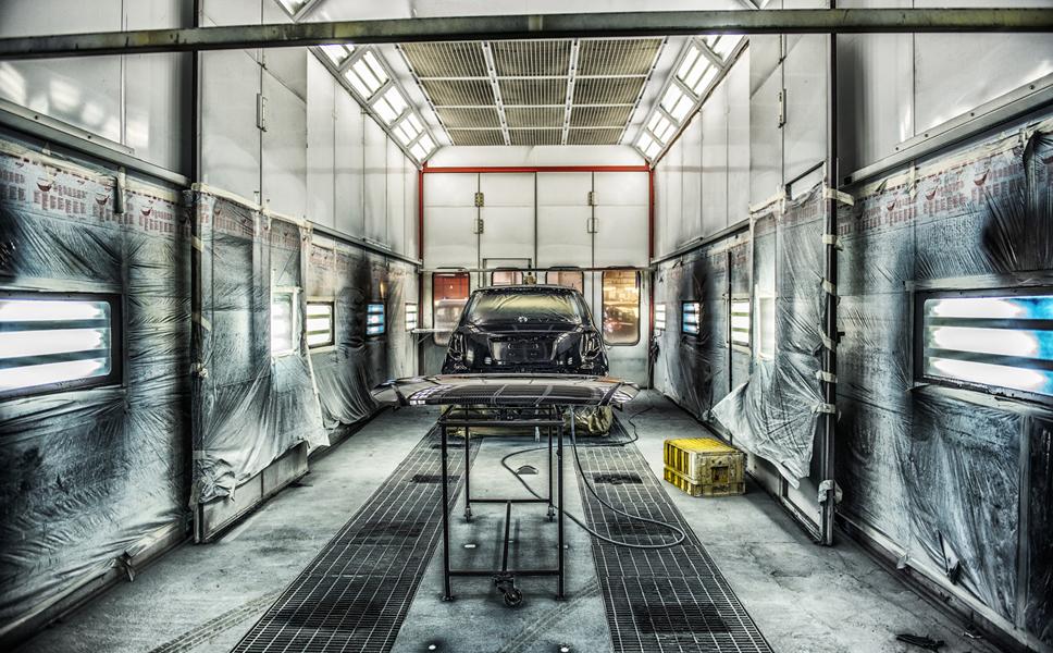 Linea di montaggio automotive - Bwithc