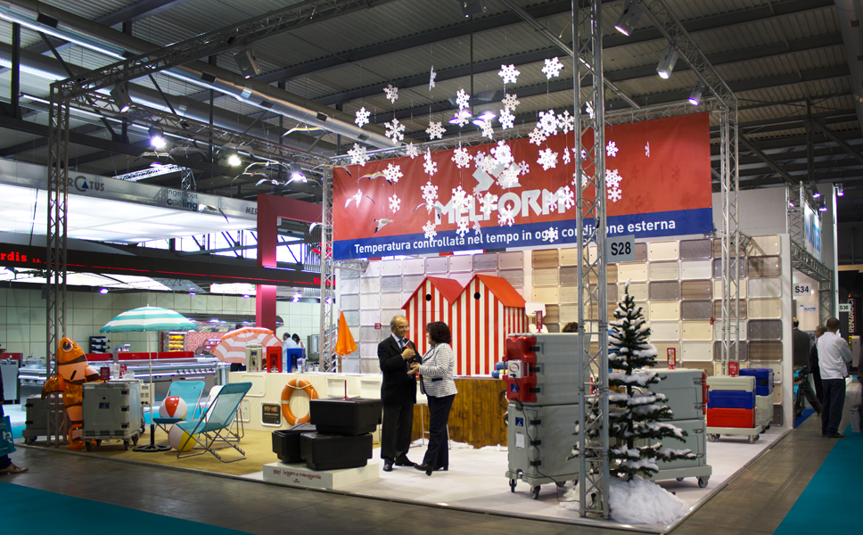 Stand Melform di BwithC