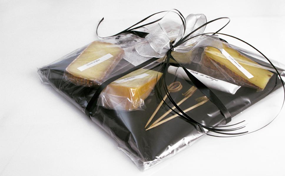 Nicoletta, gift box prodotti d'alpeggio.