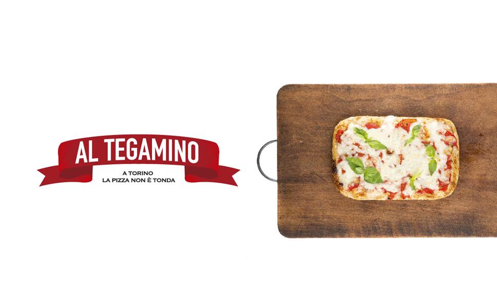 Grafica e fotografia per pizzeria di BwithC