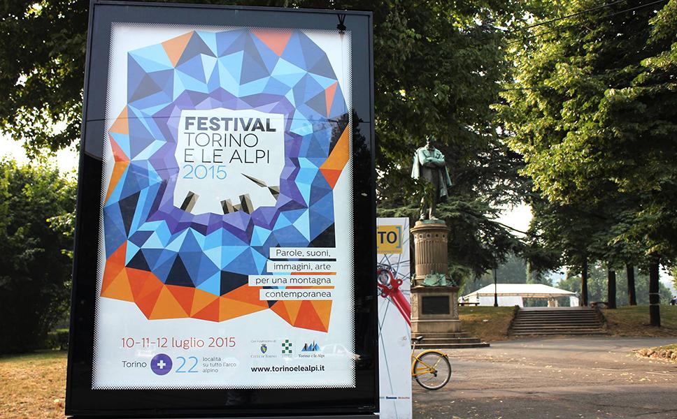 Manifesto per il Festival Torino e le Alpi di BwithC