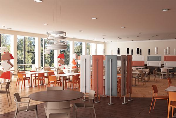 Interior design L'Oreal