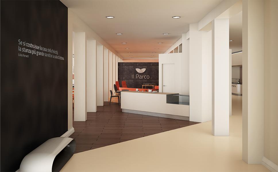 BwithC Interior design: L'Oreal